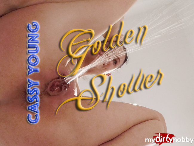 - Cassy Young gives a Golden Shower