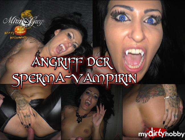 - Angriff der Sperma-Vampirin !