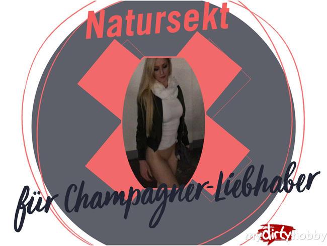 - NATURSEKT für Champagner-Liebhaber   | LUCY CAT