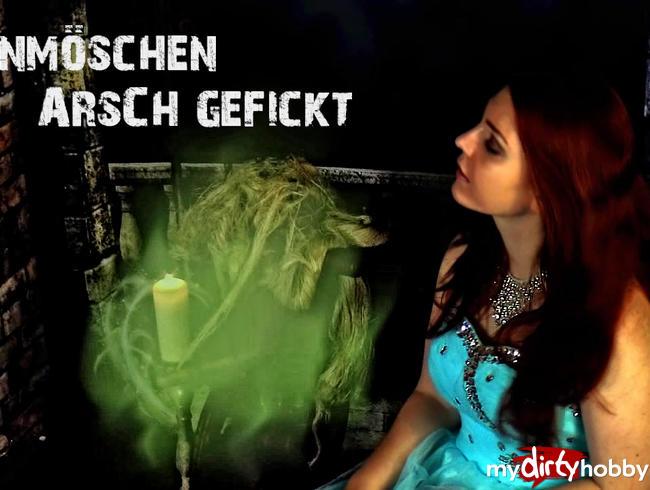 - Dornmöschen Arsch gefickt