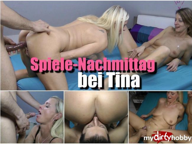 - Spiele-Nachmittag mit Tina