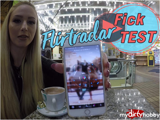 - FLIRTRADAR- FICK TEST     | LUCY CAT