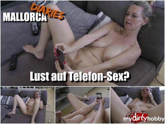 Dirty-Tina - Lust auf Telefon-Sex?
