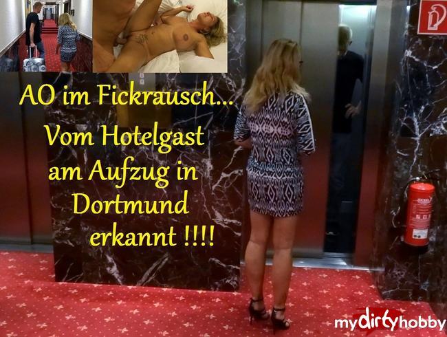 - Spontan AO Hotelfick in Dortmund