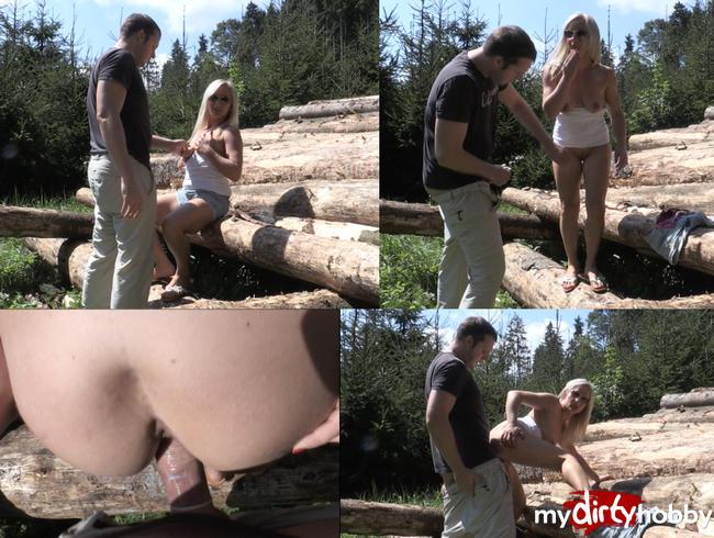 - AUSGELAUFEN im Wald!!!