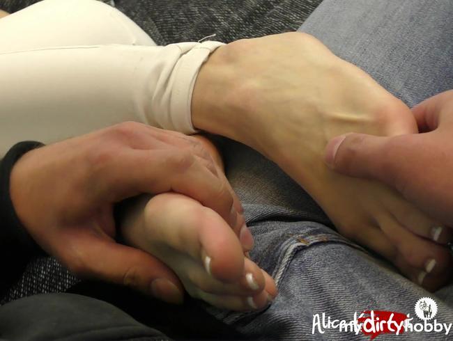 AliceKinkycat - After Shopping Massage
