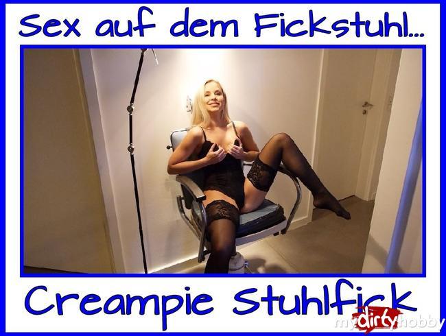 - Fick mich auf meinem Fick-Stuhl…