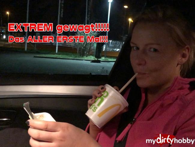 Bibixxx - EXTREM gewagt!!!!!  Das ALLER ERSTE Mal!!!
