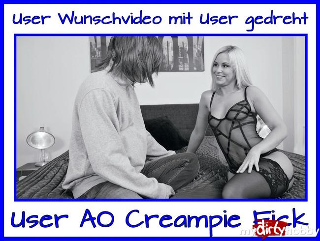 - Userwunsch Video AO mit User gedreht in S/W….