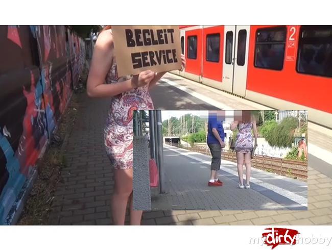 - BEGLEIT-Service*Lisa`s Bahnsteig-MISSION**
