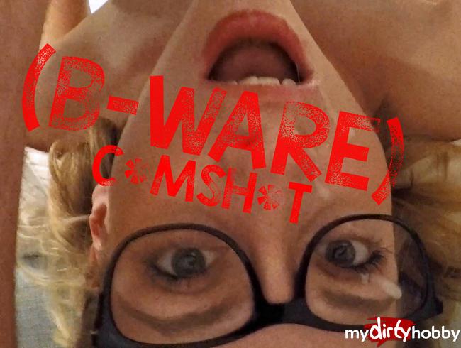 - (B-Ware) Cumshot