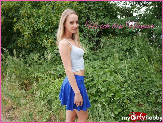 - Hi ich bin Hanna :)