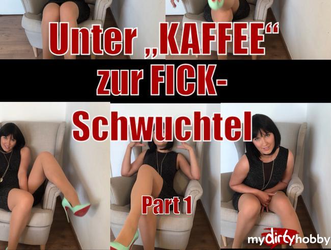 """- Unter """"Kaffee"""" zur Fick-Schwuchtel gemacht! (Part 1)"""
