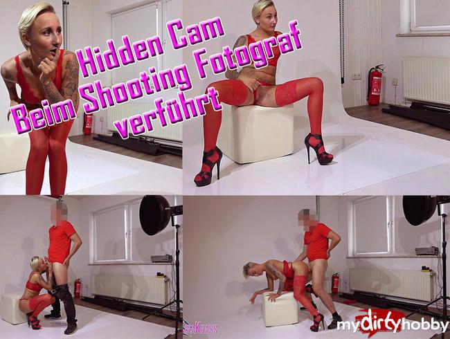 - Hidden Cam - Beim Shooting Fotograf verführt