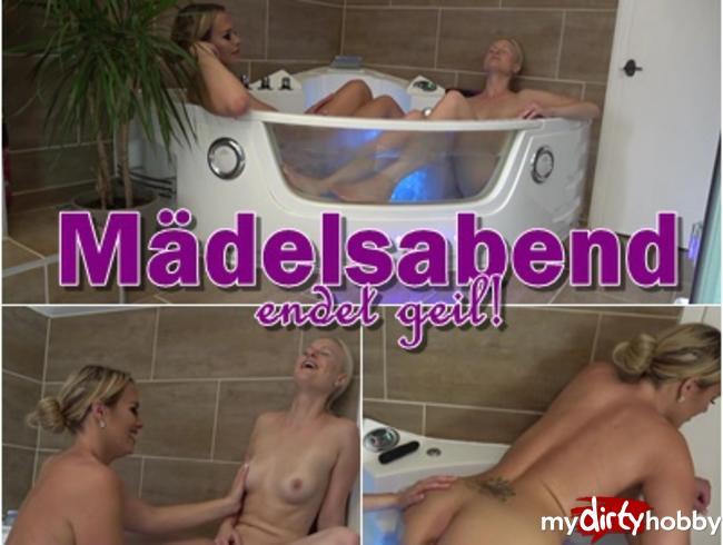 - Der Mädelsabend endet geil! ;)