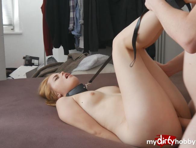- Erstes mal Bondage!
