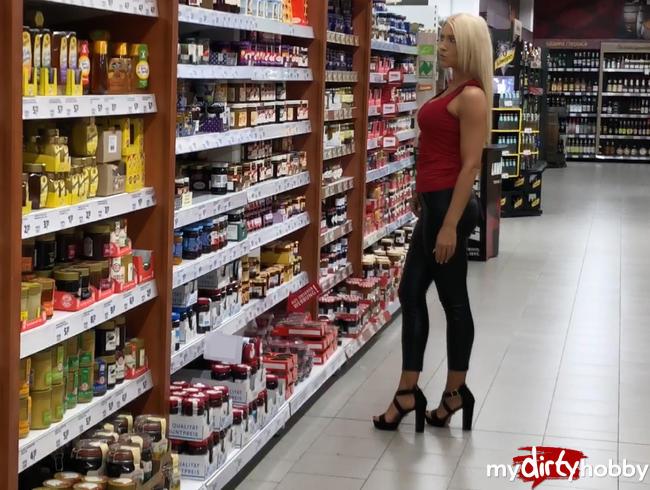 - Der verfickte 18-jährige Praktikant aus dem Supermarkt...!