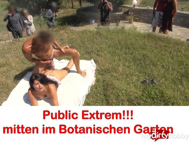 - Publik Extrem! Freifick im Botanischen Garten!!