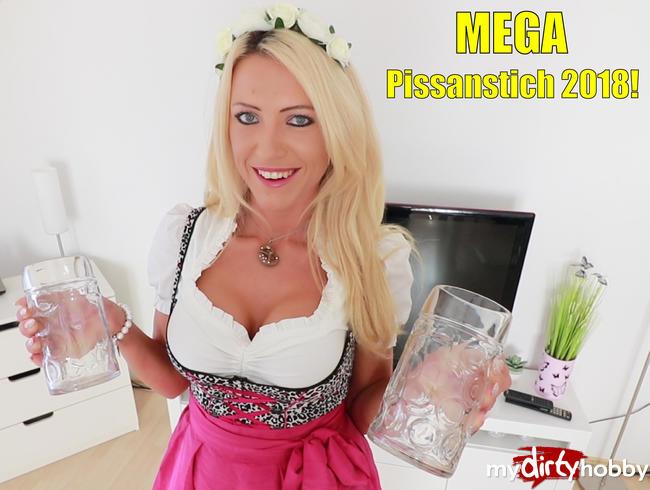 - O´pisst is | Mega Pissanstich 2018!