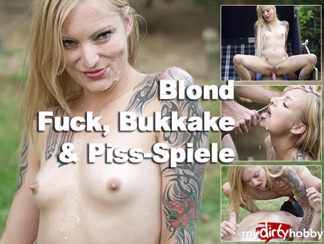 - Bukkake-, Fick- und Piss-Spiele