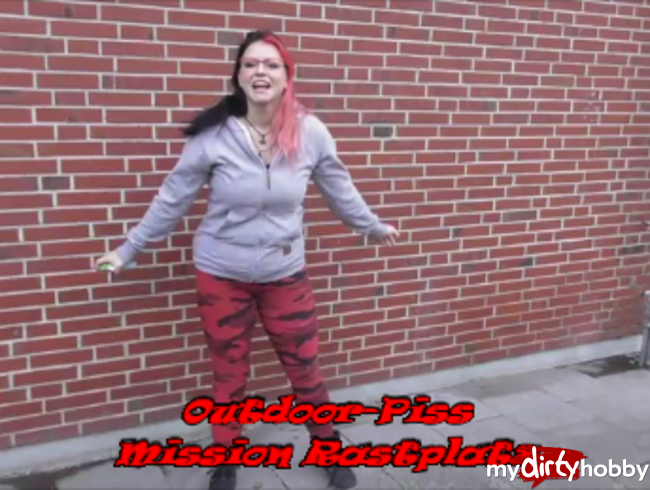 - Outdoorpiss Mission Rastplatz