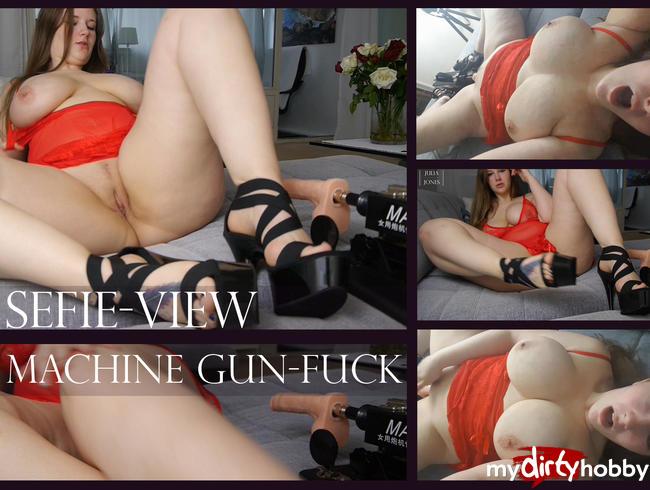 - Machine Gun-Fuck and Selfie-View