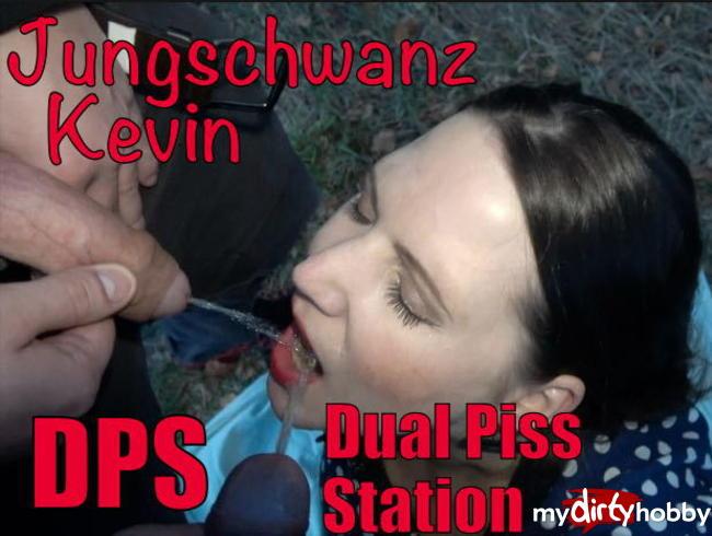 - Jungschwanz Kevin - DPS -Dual Piss Station