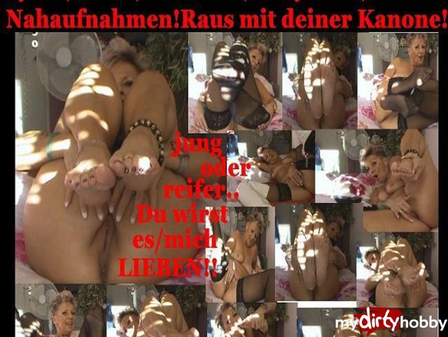 - #Fussfetisch #reife Frauen #Dirty!#Nylon &nackt