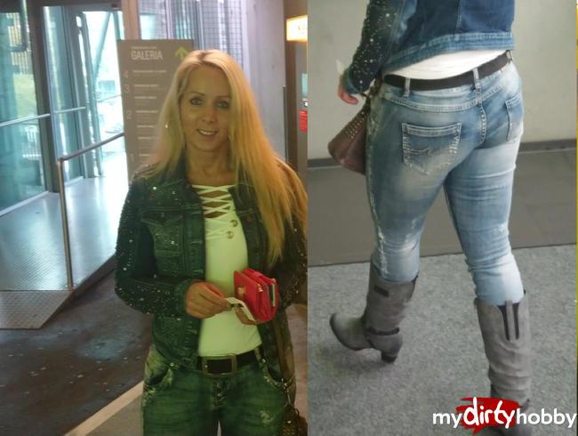 AnnabelMassina - Arschrettung – Dafür darfst du mich ficken!