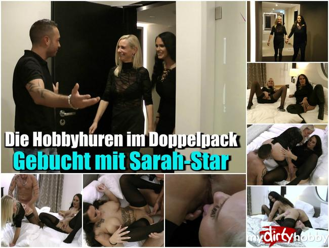 - Die Hobbyhuren im Doppelpack I Gebucht mit Sarah-Star