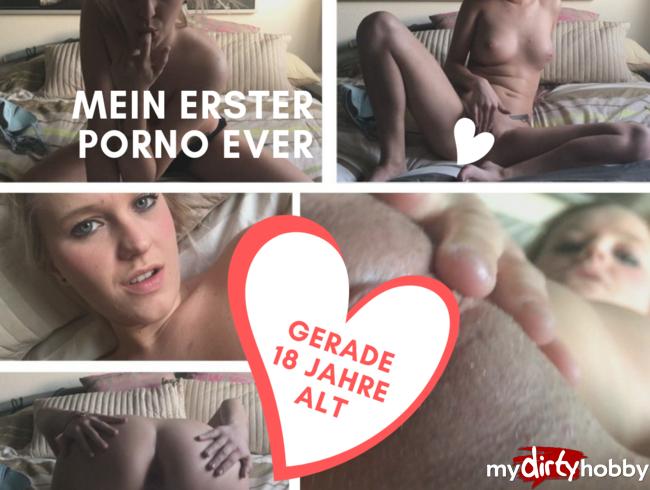 - Mein 1. Porno ever - Frisch 18 :)