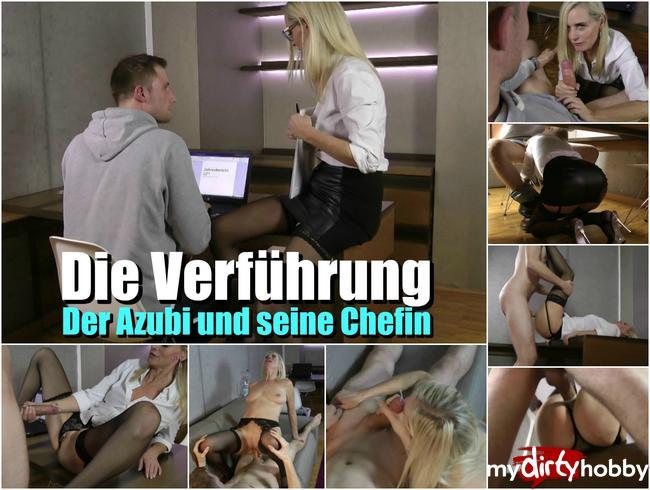 - Die Verführung I Der Azubi und seine Chefin
