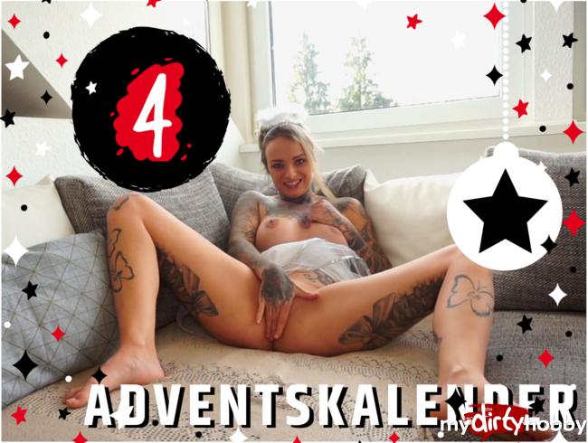 - ADVENTS-TRIXXX 04 – Böser Engel auf der Couch!
