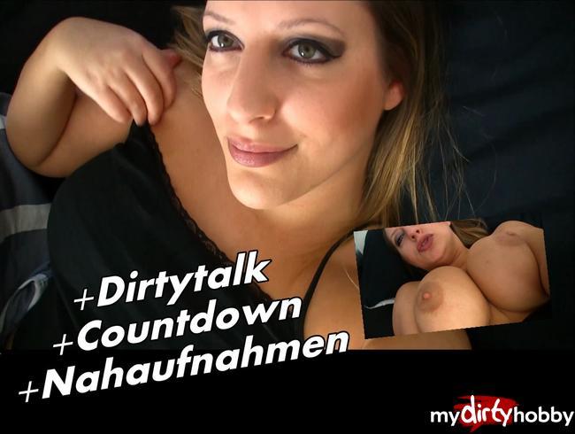 - PRIVAT unter der Bettdecke. Dirtytalk Selfie Video.. HD mit Countdown