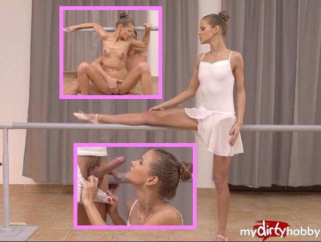 - Ballett Fick mit dem Trainer!!!