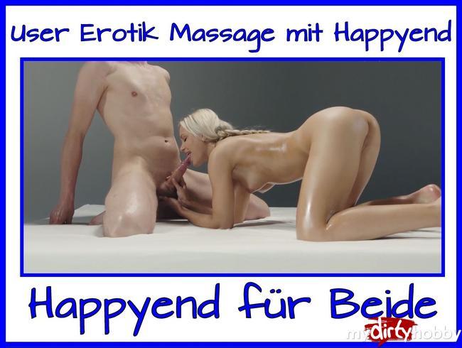 - User Erotik Massage mit 2x Happyend !!!