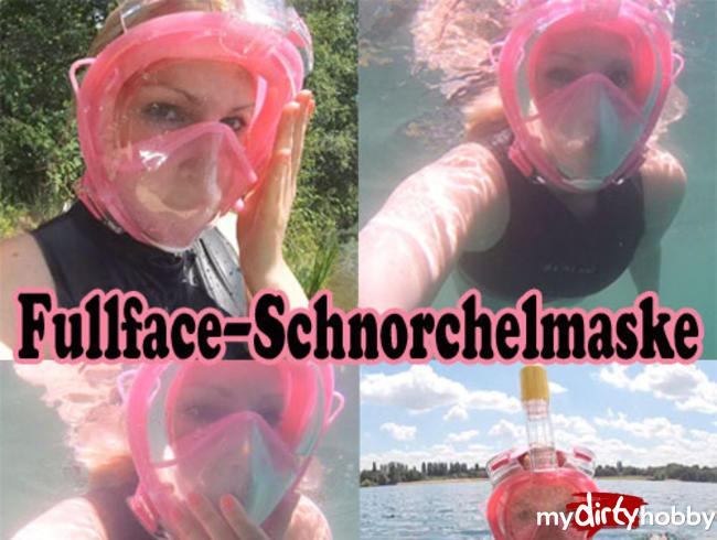 - Fullface-SCHNORCHELMASKE