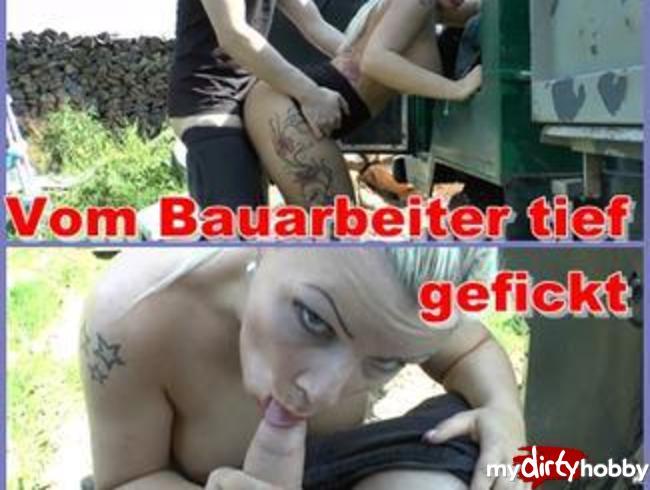 - VOM HEISSEN BAUARBEITER OUTDOOR GEFICKT