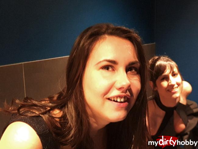 - Lia und Jenny – die 40 Sekunden Katastrophe auf dem Herren-WC !