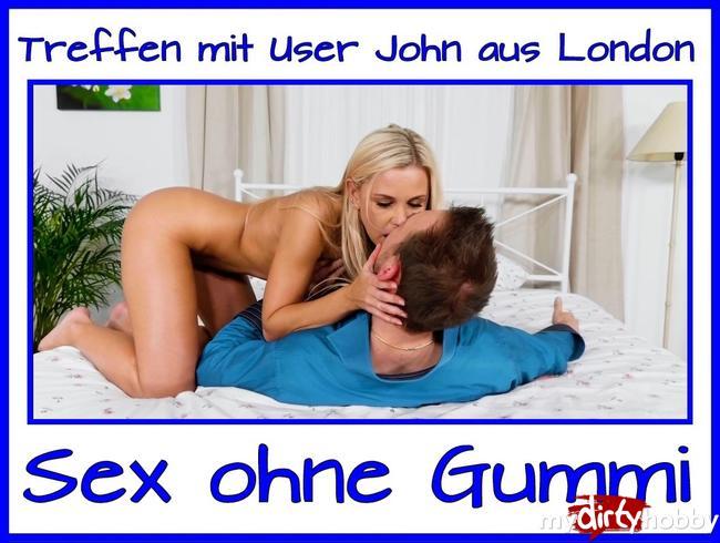 - User Treffen mit John aus London Teil 2