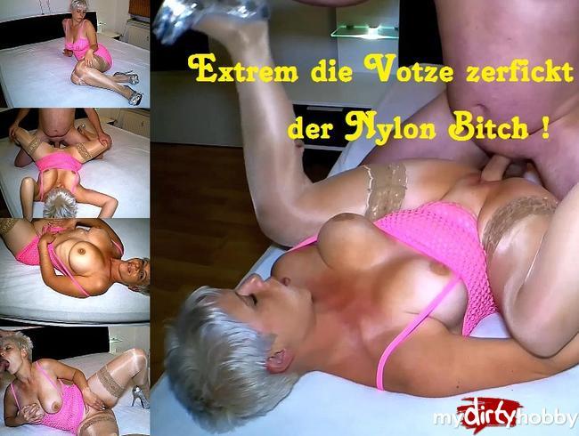 MelissaDeluxe - Verfickte Nylon Bitch will dein Sperma