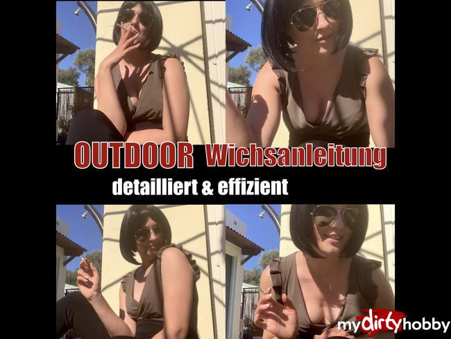 - Outdoor Wichsanleitung - detailliert und effizient