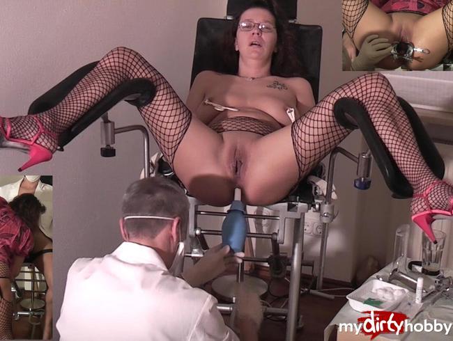 - Der geile Frauenarzt - Spezialbehandlung