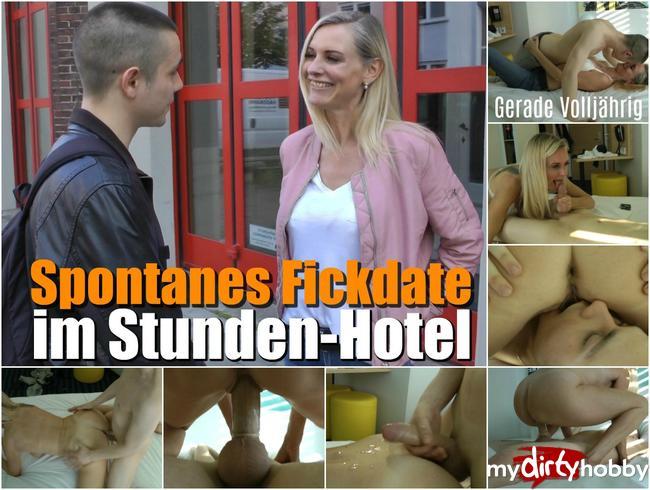 - Gerade Volljährig I Spontanes Fickdate im Stunden-Hotel !