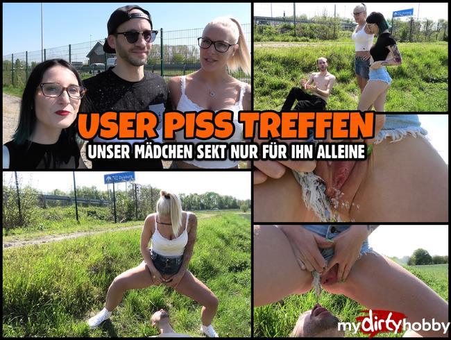 - USER PISS TREFFEN   Unser Mädchen Sekt nur für ihn alleine