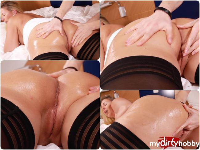 - Big Booty Öl Massage