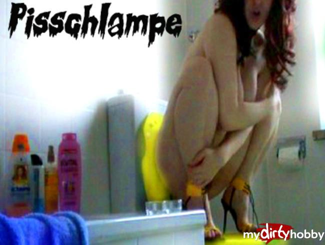 - PISSSCHLAMPE