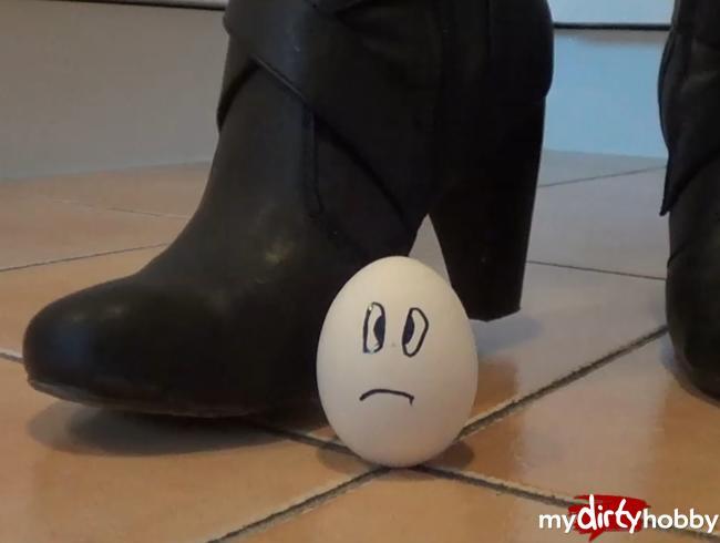 - Crushing: 2 Eier werden zerquetscht (Userwunsch)